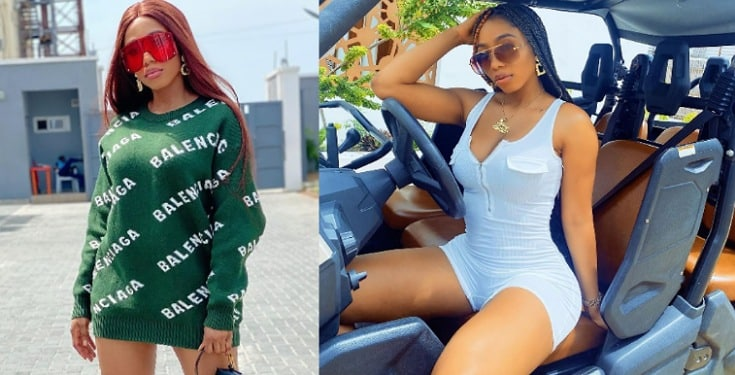 """""""I got upset and I returned their money"""" - Mercy Eke speaks on failed deal with champagne company (Video)"""