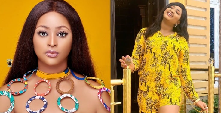 Don't identify as a single mom if you intentionally cut your partner off — Actress Etinosa
