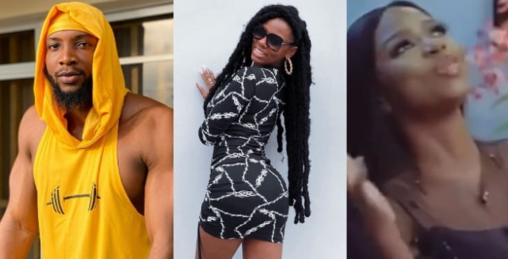 Diane reacts as Tuoyo says she is not his spec