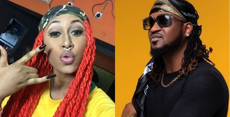 """Paul Okoye you are an idiot, God punish you"" – Cynthia Morgan"