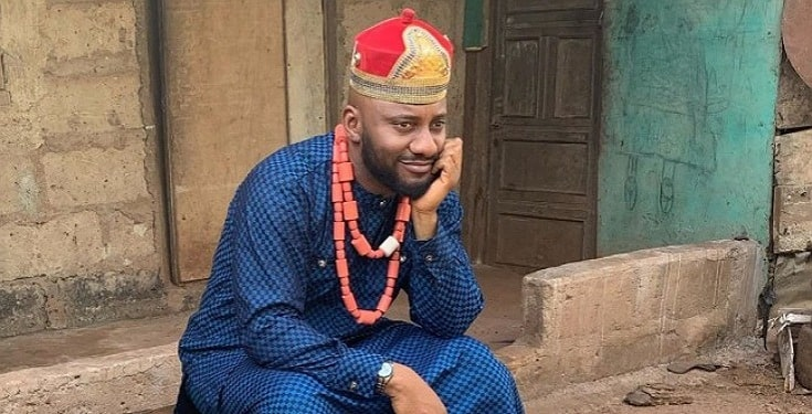 Indecent dressing is not an invitation for rape - Actor Yul Edochie