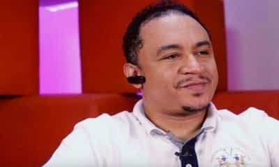 'King James Bible is the modern day slave book' - Daddy Freeze says as he explains why Lucifer is not Satan