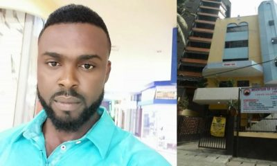 Man narrates how he was allegedly thrown out of a Lagos church by 2am