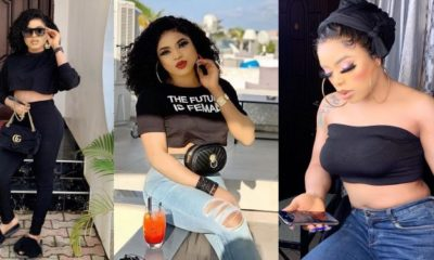 Men spend their last card on me without considering my gender because I'm beautiful - Bobrisky