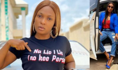 'Na lie I lie, I no kee person' - Blessing Okoro tells critics