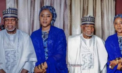 Nigeria Customs Service Boss, Hameed Ali marries a new wife (photos)
