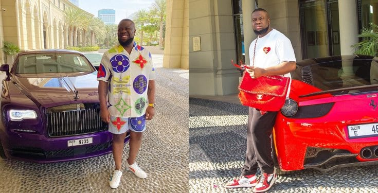 Nigeria, U.S. fight for Hushpuppi's custody from UAE — Sources