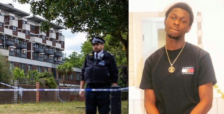 Nigerian man shot dead outside his home in the UK