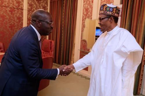 Edo Guber: Gov. Godwin Obaseki dumps APC after meeting Buhari