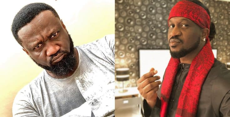 Paul and Jude Okoye react to N27bn budgeted for National Assembly renovation