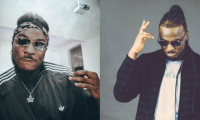 Peruzzi reacts after his old tweets were dug up to show him boasting about raping women