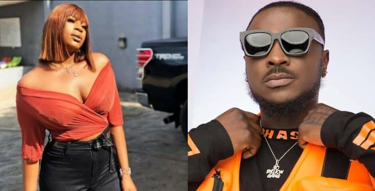 Photo of Nigerian Lady accuses Peruzzi of rape on Twitter, Read her story
