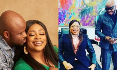 Sinach and Hubby celebrate sixth wedding anniversary