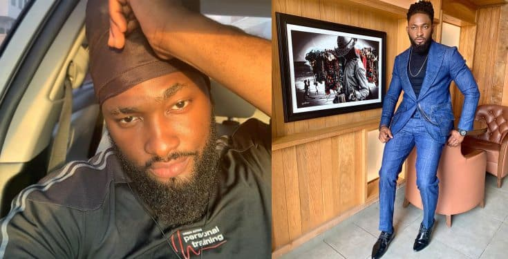 Uti Nwachukwu reacts after lady who accused him of rape deleted her Twitter account