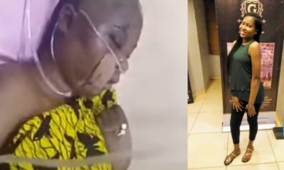 Video of late, Uwaila Omozuwa on her deathbed