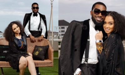 'You are the best and have been nothing but a blessing' - D'banj praises wife Didi Lineo