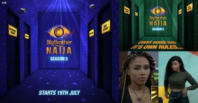 BBNaija Season Five