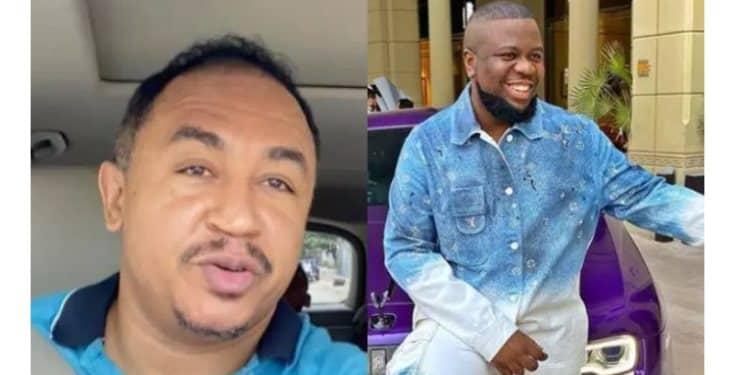Daddy Freeze defends himself