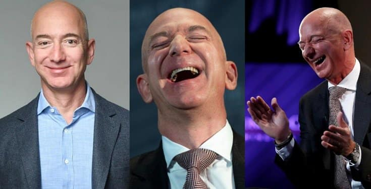 Jeff Bezos excited to lose customers