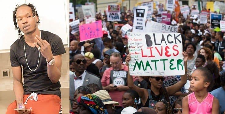 Naira Marley appreciates protesters