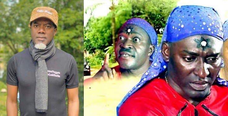 Reno Omokri blames Nollywood