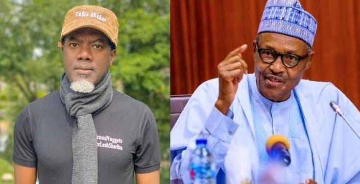 Reno Omokri says America treats Nigerians better than Buhari