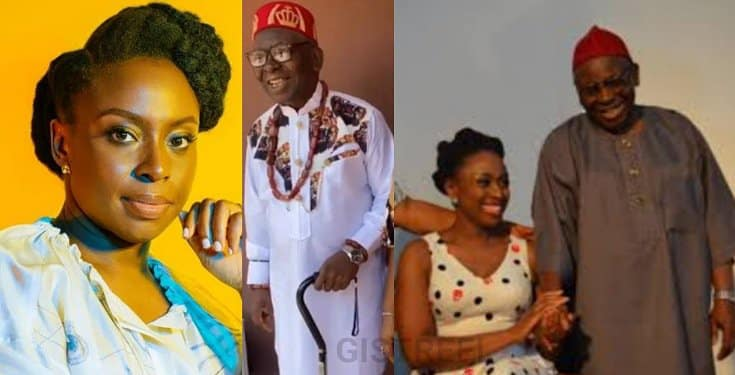 Chimamanda Adichie's Father Is Dead