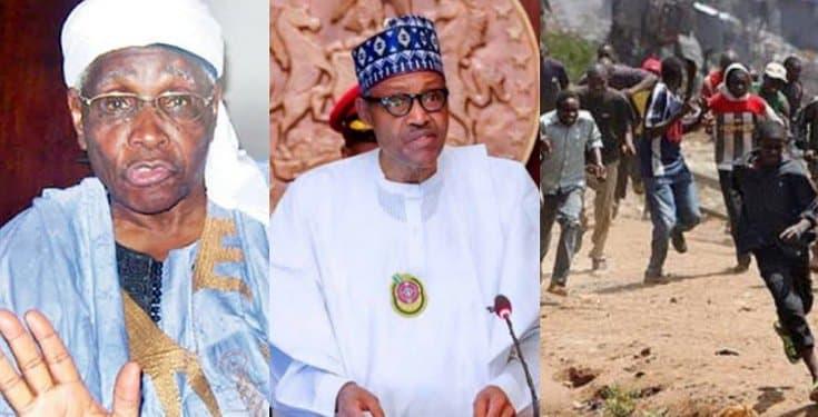 Northern Elders Slam Buhari