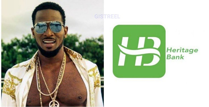 Heritage Bank suspends deal with D'Banj