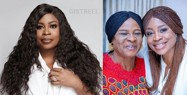 Sinach Celebrates Lookalike Mum
