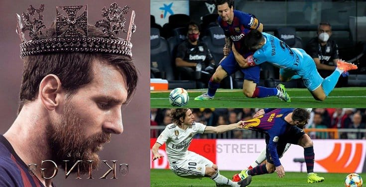 Fans Celebrate Leo Messi At 33