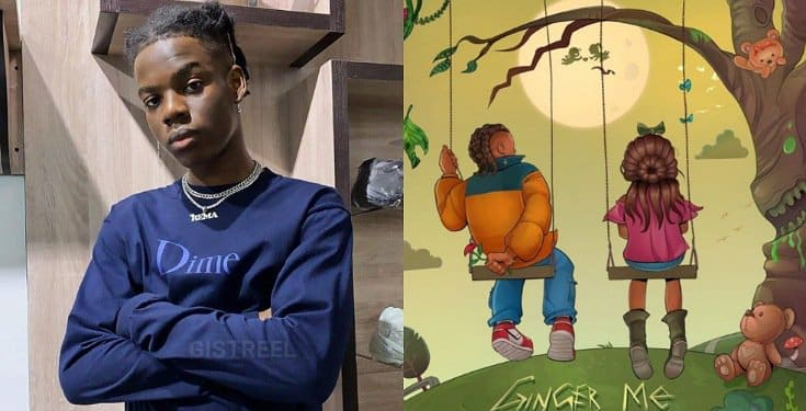 "Rema's ""Ginger Me"" tops charts"