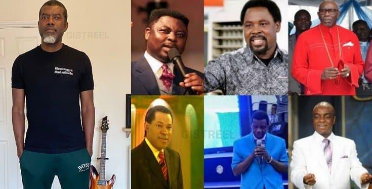 Reno Omokri tells pastors to stop telling congregation their amen isn't loud