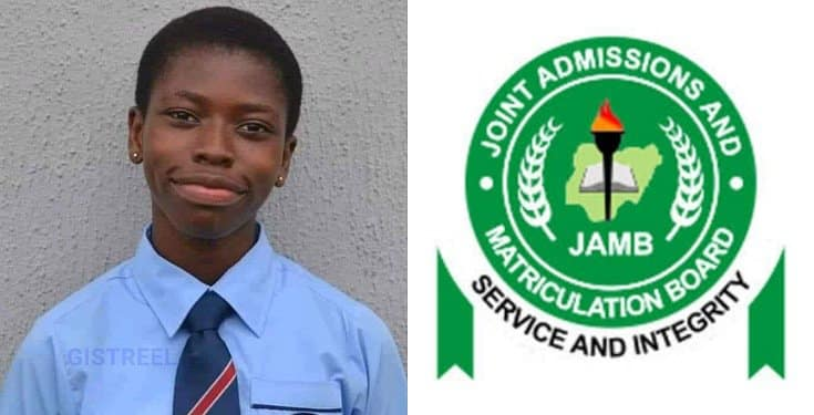 Girl With The Highest 2020 JAMB Score