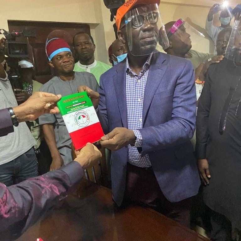 Obaseki joins PDP