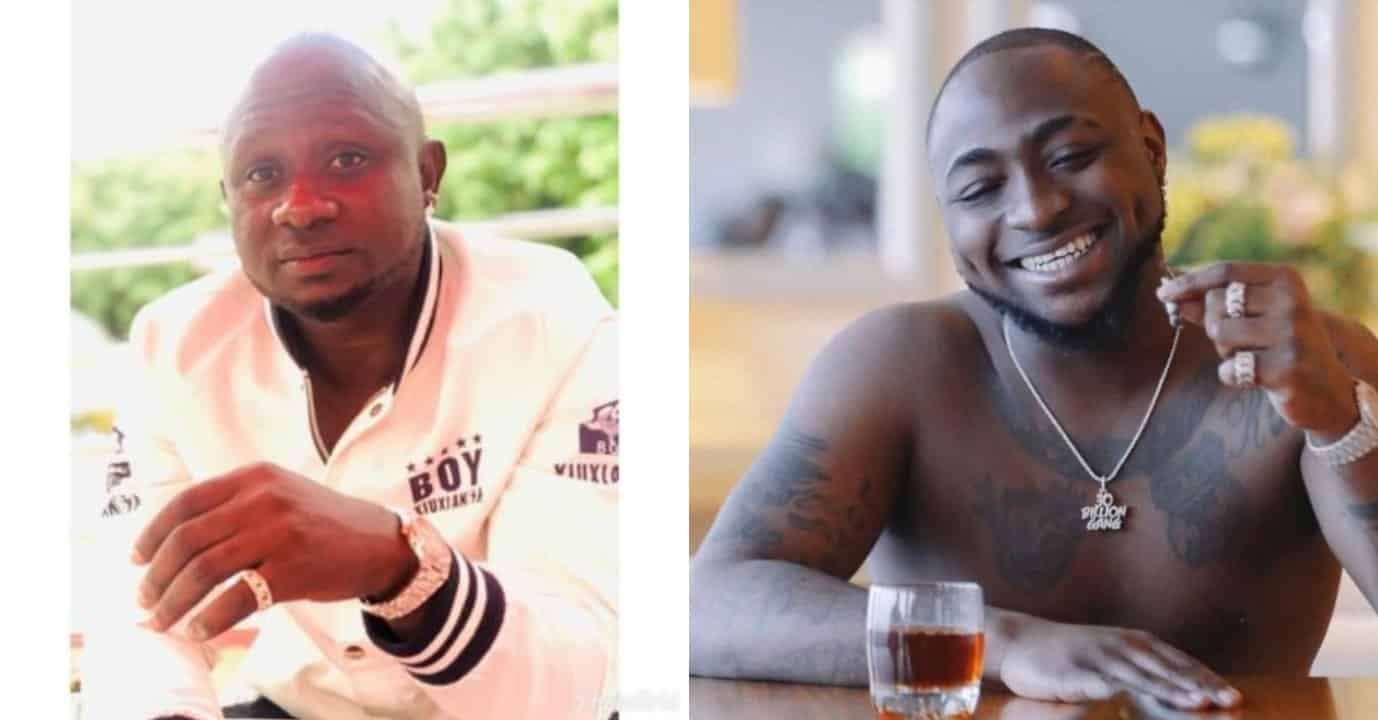 Man reveals his wife begs him in Davido's name whenever she offends him