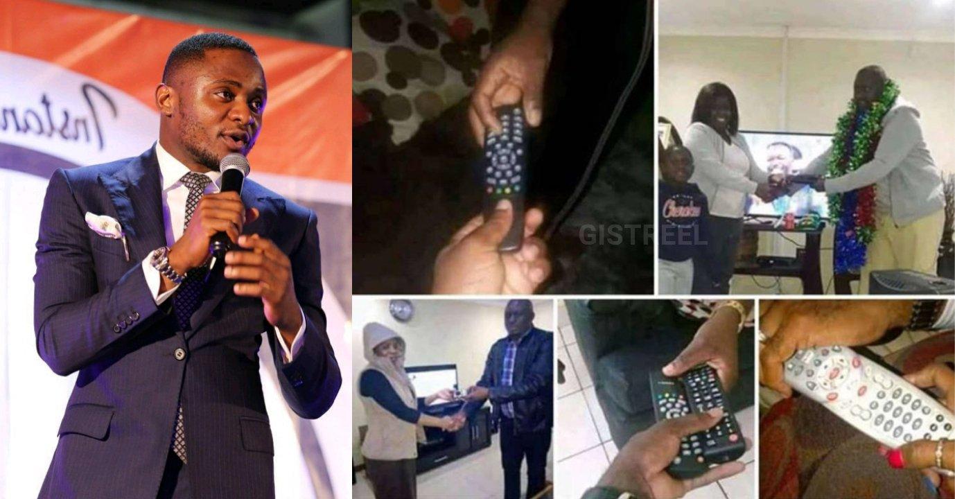 Ubi Franklin calls on Nigerian wives