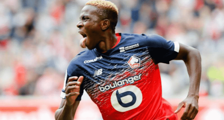 Osimhen wins Player of the Season