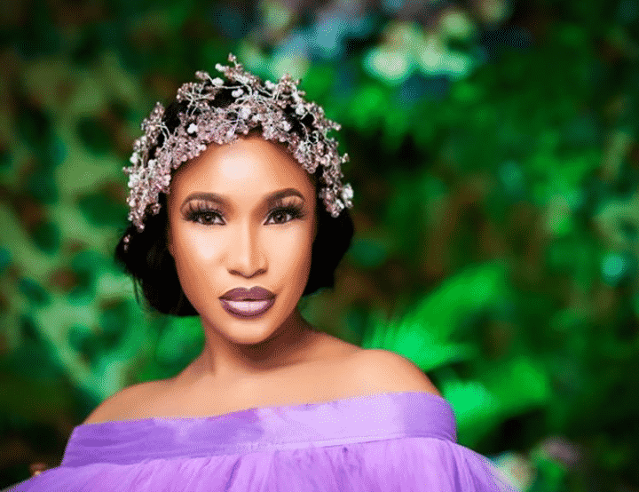 Tonto Dikeh Receives 2 Car Gifts On Her Birthday