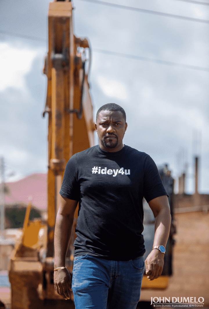 John Dumelo To End Flooding