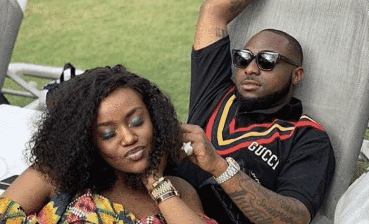 Chioma speaks on breakup with Davido