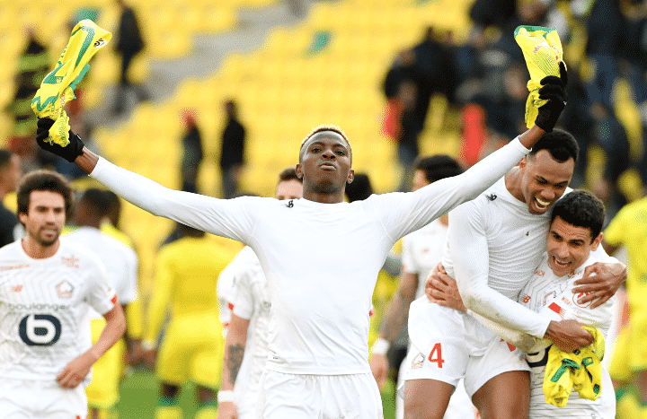 Victor Osimhen Wins Best Player