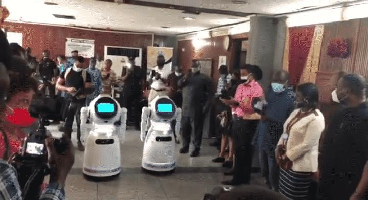 UNILAG acquire profiling robots