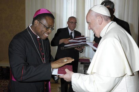 Pope Francis appoints Anambra Bishop into Pontifical Council, Just In: Pope Francis appoints Anambra Bishop into Pontifical Council, Latest Nigeria News, Daily Devotionals & Celebrity Gossips - Chidispalace