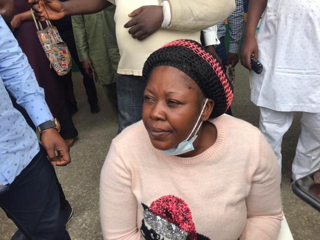 Woman fakes kidnap