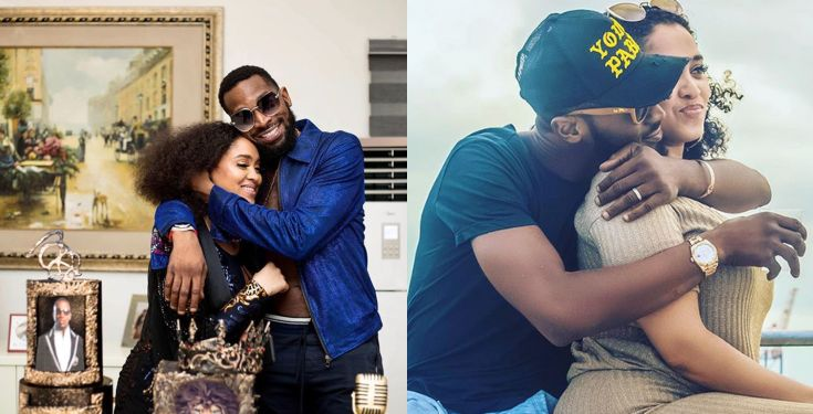 Dbanj wedding anniversary