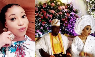 """""""I'm his legal wife"""" - Liz Anjorin says as it's revealed her new husband has 5 other wives and multiple kids"""