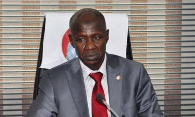 I did not steal or divert or convert funds to private use - Ibrahim Magu speaks after he was granted bail