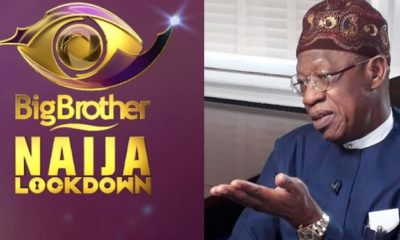 'I didn't ask NBC to suspend BBNaija' - Lai Mohammed