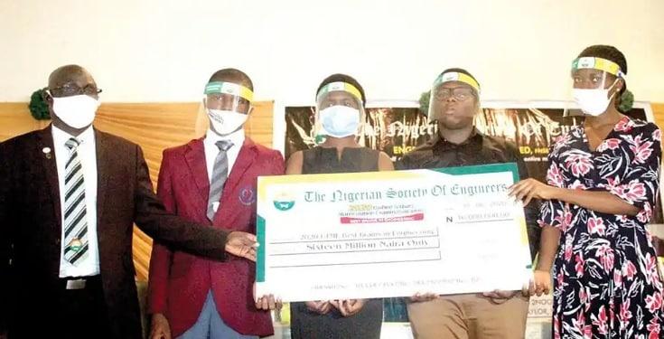16 students get N16million scholarship